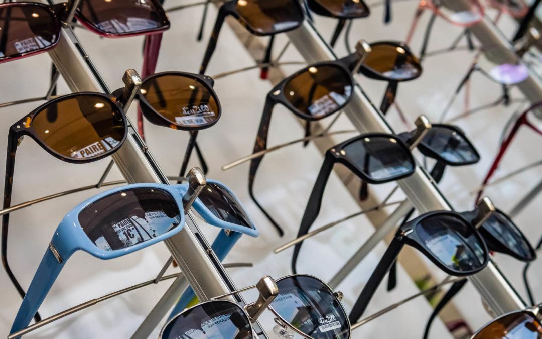 Craquez pour nos lunettes de soleil à Épinal