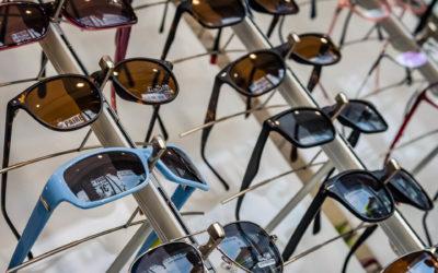 Des lunettes solaires pour bien protéger vos yeux !